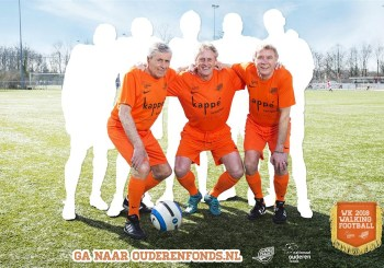 walking-football Oldstars Westfriezen
