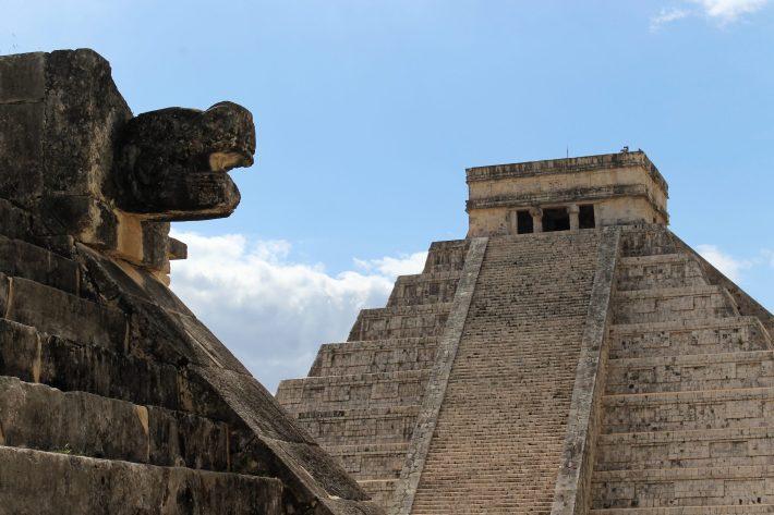 Mexiko, Cancun, Chichén Itzá
