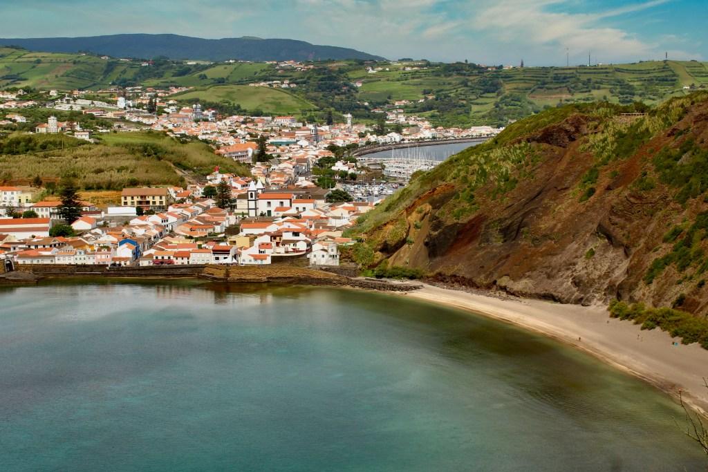 Porto Pim Horta Faial