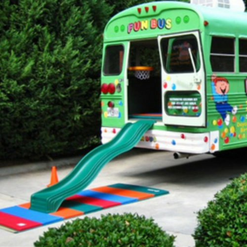 Fun Bus Mobile Kids Gym Toddler Classes And Party Venue