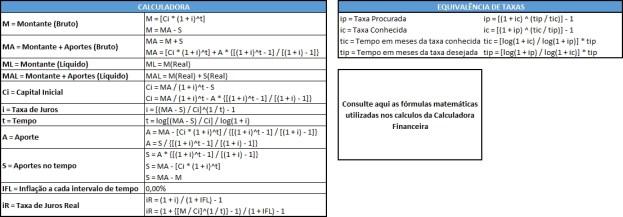 Calculadora Financeira (10)