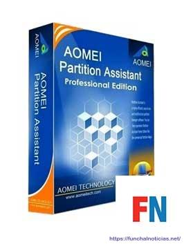 AOMEI Partition Assistant Professiona