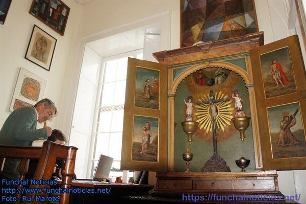 Filho de António Aragão escreve a Albuquerque propondo que a Região adquira o espólio do pai