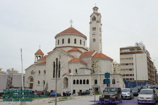 Catedral arménia católica de São Gregório