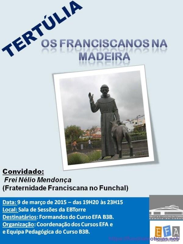 Os Franciscanos da Madeira
