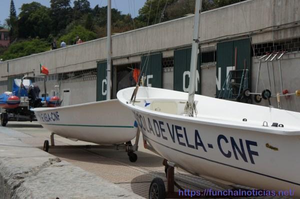 Associação regional de Vela assume a mediação do processo. (Foto Rui Marote)