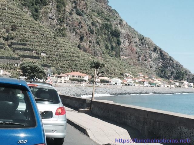 Sara Madalena propõe autorização de estacionamento na marginal da Madalena do Mar