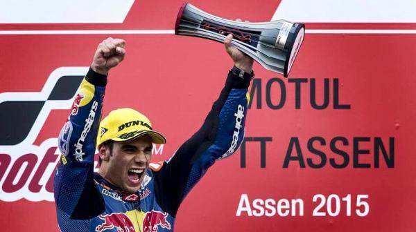 Vitória em Assen, Holanda