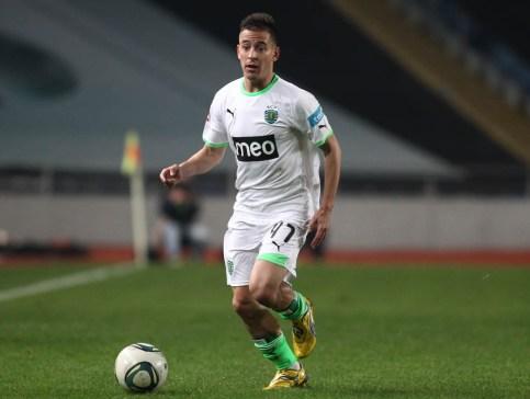 João Pereira esteve no Sporting CP durante três épocas