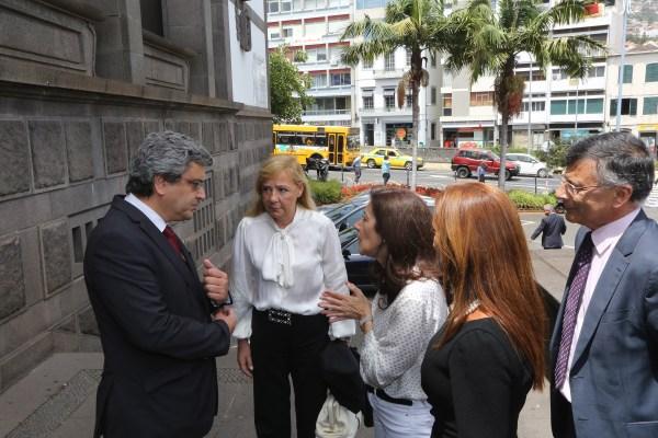 Ministra da Justi+ºa Comarca do Funchal2