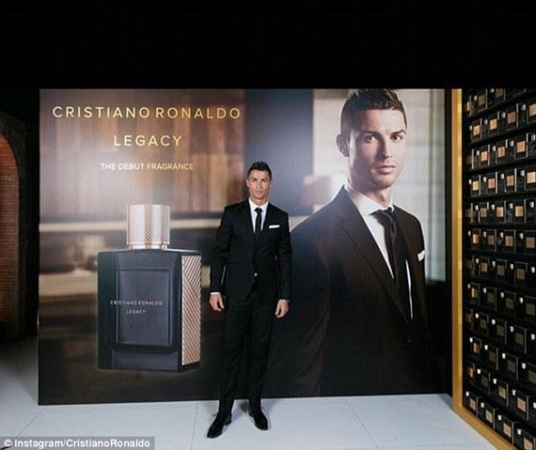 Cristiano Ronaldo Legacy