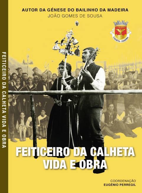 capa do livro coordenado por Eugénio Perregil