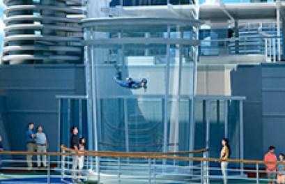 Simulador de sky diving