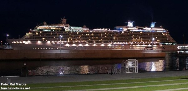 Celebrity eclipse Foto Rui Marote