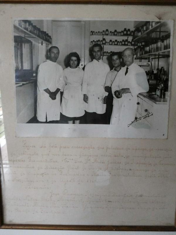 algas laboratório Zior funchal