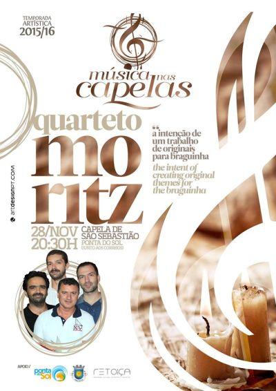 Concerto Capelas_Quarteto Moritz