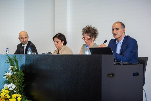 Jornadas Pedagógicas - Autoridade Profissional Docente - realizadas na sede do Sindicado de Professores da Madeira, SPM no Funchal, 21 de Novembro de 2015. Foto Gregório Cunha