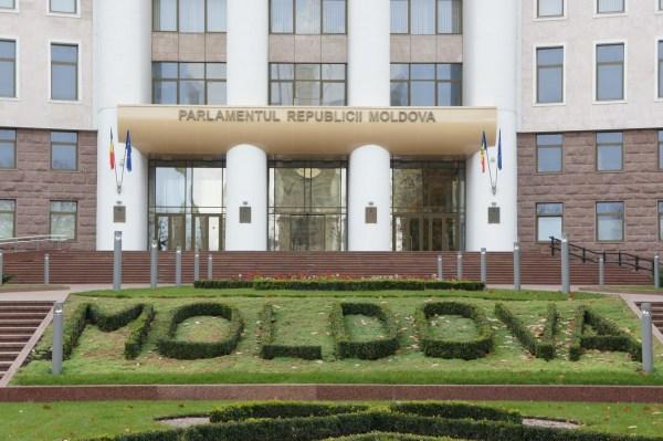 Parlamento da Moldávia
