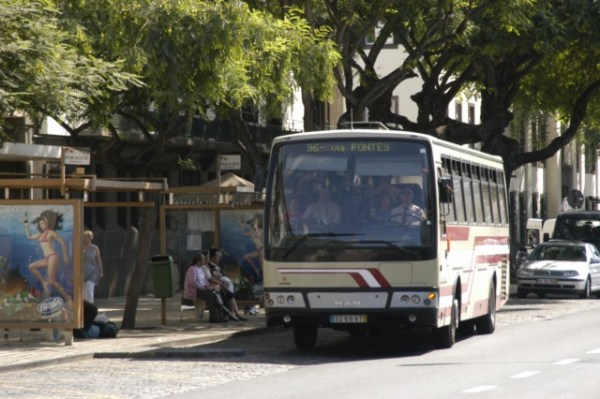 rodoeste transportes autocarro