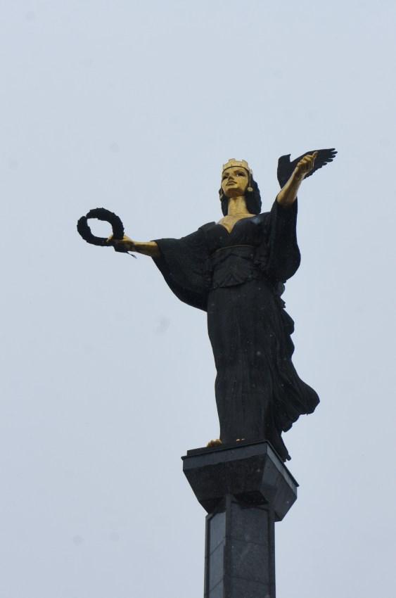 Escultura de Santa Sofia