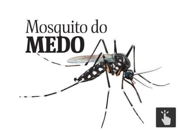 mosquito-medo