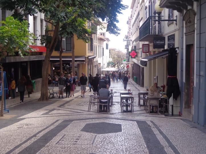 rua joão Tavira funchal cidade