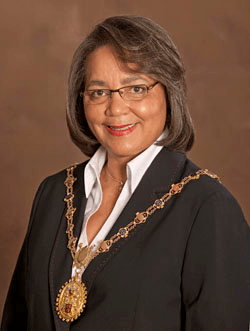 Patricia Delille, mayor de Cape Town