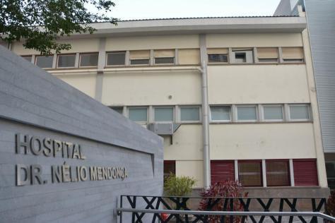 EXTERIOR DO HOSPITAL DR. NELIO MENDONCA / NOVO NOMENCLATURA 21/01/2015 FOTO ALBINO ENCARNACAO..