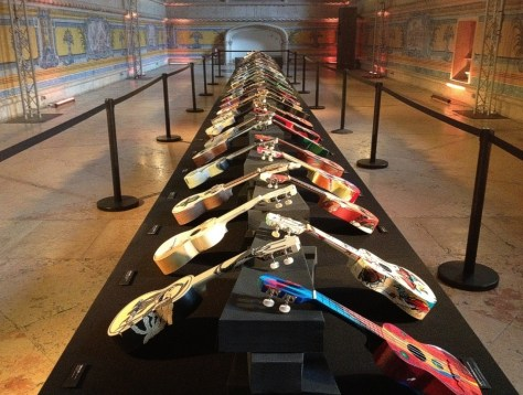 1ª Exposição Coletiva Nacional Itinerante - 70 Cavaquinho 70 Artista Foto: cavaquinhos.pt