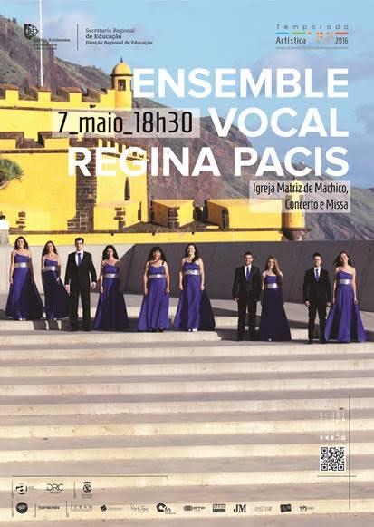 Vocal Regina Pacis Machico