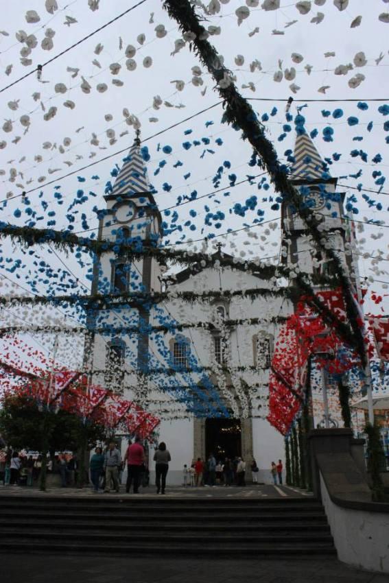 santo antónio igreja festa arraial