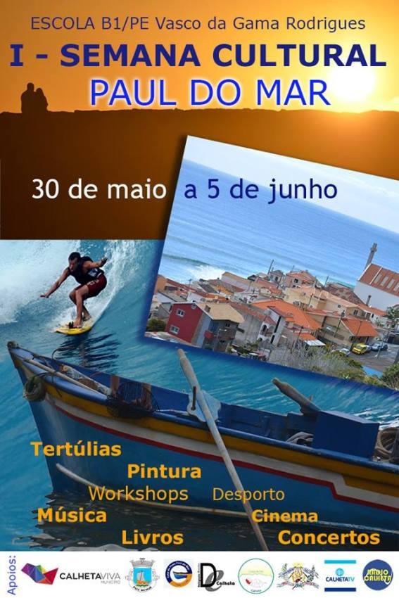 semana cultural paul do mar