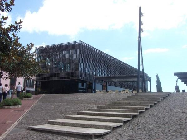 centro civico estreito