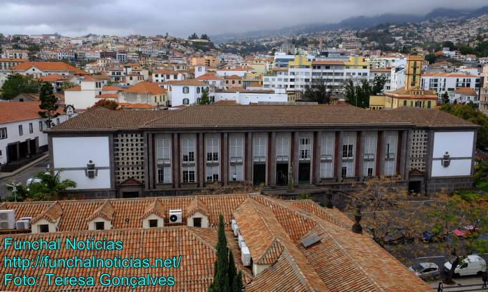 Funchal palácio justiça