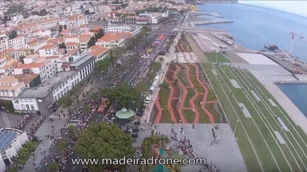Drone Porto do Funchal2