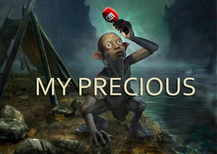 my-precious