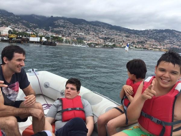 clube naval vela adaptada