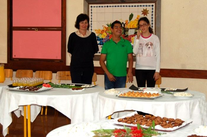cozinha pedagógica escola dos louros