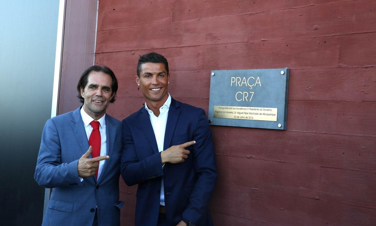 Ronaldo deu a resposta aos que criticaram a mudança de nome do aeroporto da Madeira