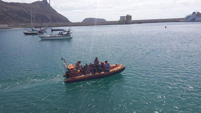 Foto: Autoridade Marítima Nacional