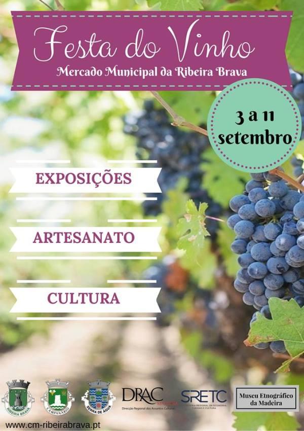 Festa do Vinho Ribeira Brava