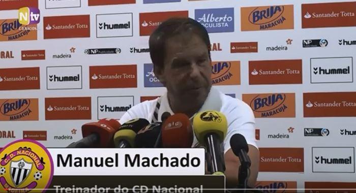 manuel machado treinador nacional futebol