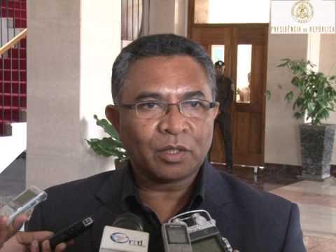Primeiro-ministro timorense Rui Maria de Araújo