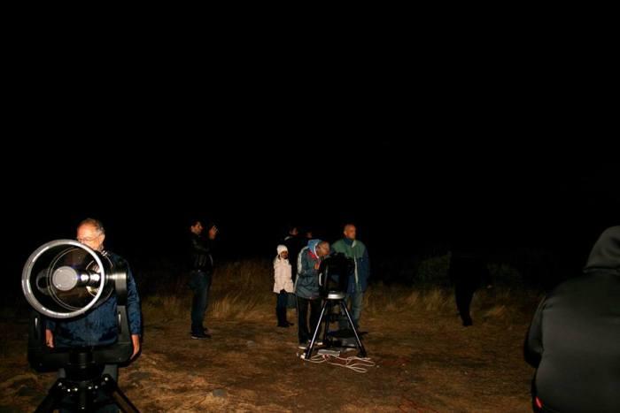 Casa do Areeiro Associação de Astrónomos Amadores da Madeira 3 de setembro 2016 2