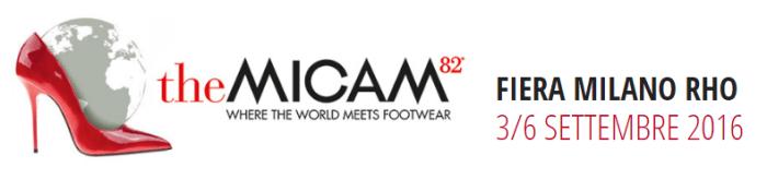 Feira Internacional de Calçado MICAM, Milão 2016