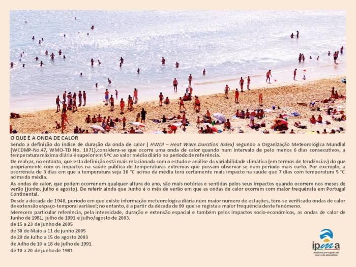 Imagem e texto: IPMA