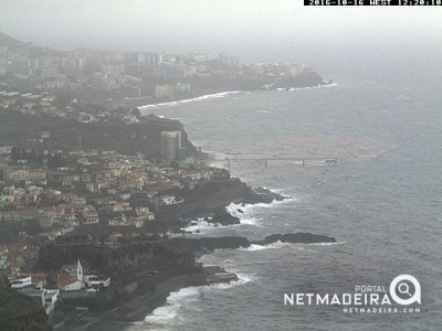 Foto: Webcams Portal Net Madeira