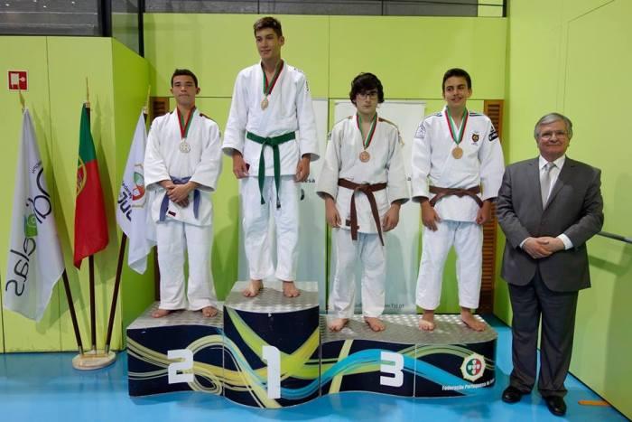 Marco Vieira, em primeiro lugar