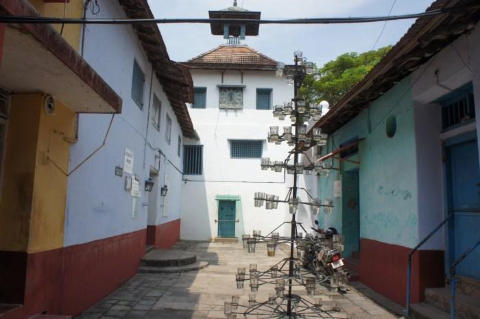 A sinagoga mais antiga da Índia
