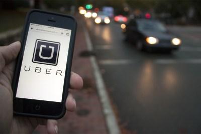 Foto: Facebook Uber Portugal